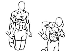 Dips: bodyweight oefening voor triceps, borst, en schouders