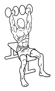 dumbbell-shoulder-press-oefening-uitvoering-einde