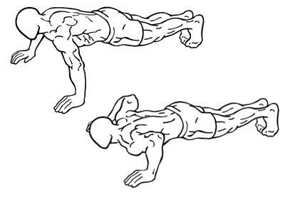 Magnifiek Trainen zonder gewichten? De 9 beste bodyweight / lichaamsgewicht &SY82