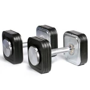 Verstelbare Dumbbells kopen - IronMaster Quick-Lock 20.4 kg 45 lbs