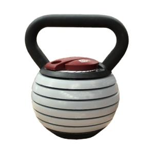 Focus Fitness verstelbare kettlebells 3 tot 18 kg