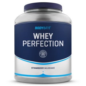Whey perfection eiwitshake body en fitshop