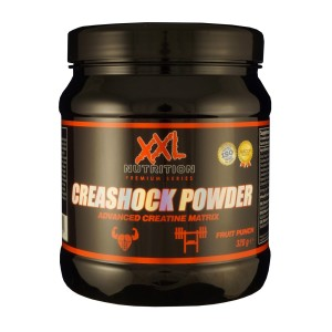 creashock powder xxl nutrition review