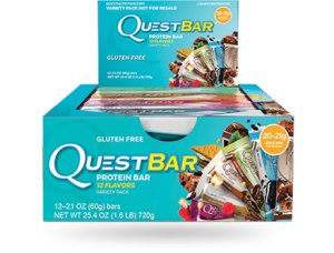 Quest-bar-variety-pack