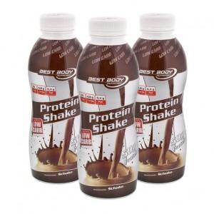 best body proteinshake 50 gram eiwit
