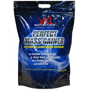 perfect mass gainer xxl nutrition review