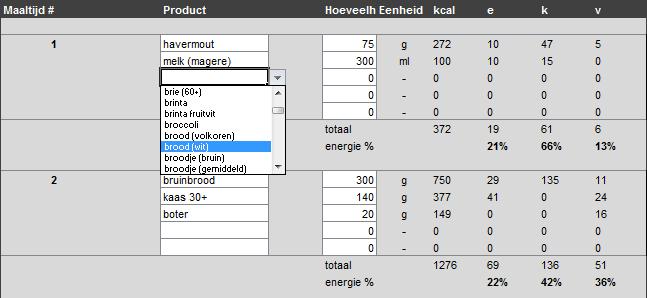 voedingsschema-inplannen2