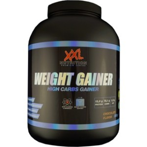 weight gainer xxl nutrition review