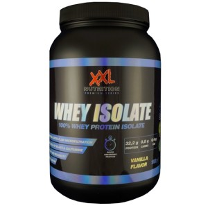 XXL Nutrition Whey Isolate