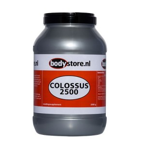colossus 2500 weight gainer bodystore
