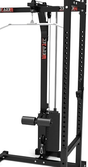 lat-pulley-in-power-rack