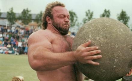 Trainingsmateriaal voor Strongman / Sterkste Man ...