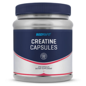 creatine-monohydraat-capsules