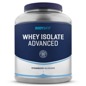 Whey Isolaat Advanced van Body en Fitshop