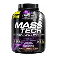 Mass-Tech weight-gainer van Muscletech