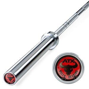 ATX bulls bearings barbell - CrossFit Halterstang