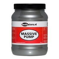 Massive Pump pre-workout van Bodystore
