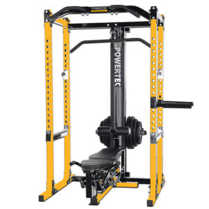 powertec-power-rack-met-lat-pulley