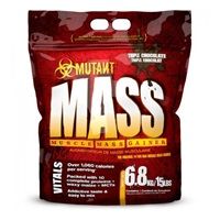 mutant mass gainer dosering