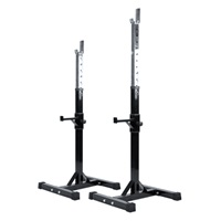squat stands - haltersteunen - free rack