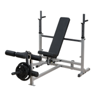 Body-Solid GDIB46L Power Center Combo Bench