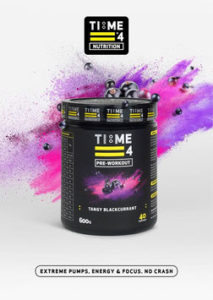 Time4nutrition Pre Workout