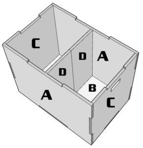 Plyo box 3d