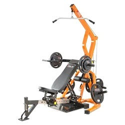 Megatec Triplex Station Home Gym