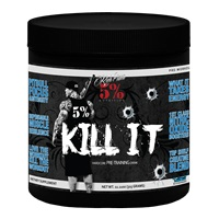 Kill it Rich Piana pre-workout