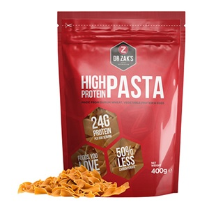 Dr. Zak's High protein pasta - 40% proteïne
