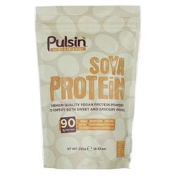 Pulsin Soya Protein Eiwitpoeder Albert Heijn