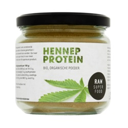 Raw Organic Food Hennep Protein