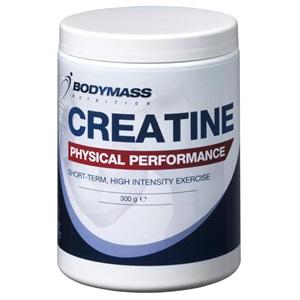 Bodymass Creatine Physical Performance Action