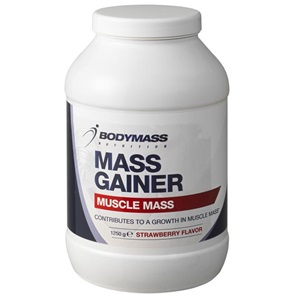 Bodymass Mass Gainer Action