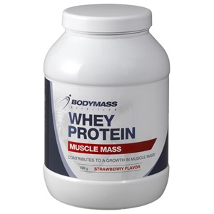Bodymass Whey Protein Action Muscle Mass