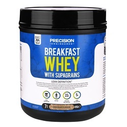 Precision Engineered Breakfast Whey With Supagrains De Tuinen