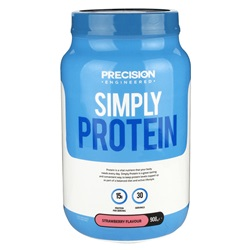 Precision Engineered Simply Protein