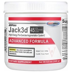 Jack3d Advanced Beste Pre Workout