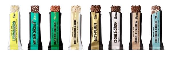Barebells Repen (Protein Bars): de acht smaken