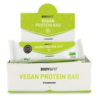 Vegan Protein Bar Body Fit