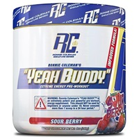Yeah Buddy Pre Workout Ronnie Coleman